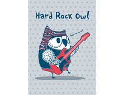 D0343 Hard rock owl