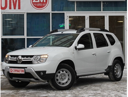 Renault Duster Privilege 1.6 4x4 MT (114 л.с.) 2016 год