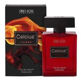 Carlo Bossi Celcius eau de parfum for men