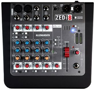 Allen & Heath ZEDi8