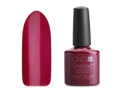 Гель-лак Shellac CND Red Baroness №40509