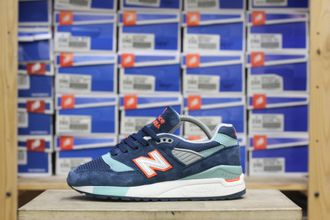 New Balance 998 Navy Mint
