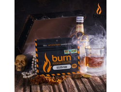Табак Burn Golden Rum Ром 100 гр