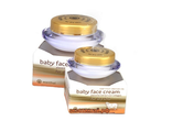 Крем для лица с коллагеном и плацентой овцы  WANTHAI Baby Face Cream Placenta Extract and Collagen. 40 гр. для сухой кожи.