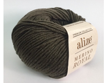 Alize Merino Royal 284 хаки