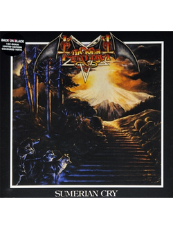 TIAMAT Sumerian Cry LP colored