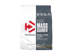(Dymatize) Super Mass Gainer - (5.45 кг) - (ваниль)
