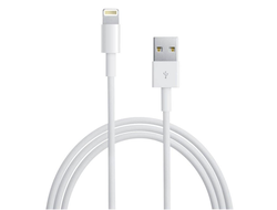 Кабель Apple Lightning USB (0.5м)