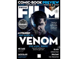 TOTAL FILM Magazine September 2018 Venom, Tom Hardy Cover Иностранные журналы о кино, Intpressshop