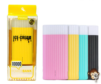 Power Bank Proda ice cream 10000mAh-4
