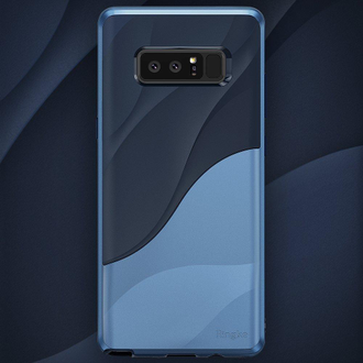 Чехол для Samsung Galaxy Note 8, Ringke серия Wave Case (Синий)