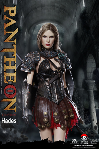 Аид ФИГУРКА 1/6 scale DIE-CAST ALLOY 1/6 PANTHEON HADES GODDESS OF UNDERWORLD HS002 COOMODEL X HOMER