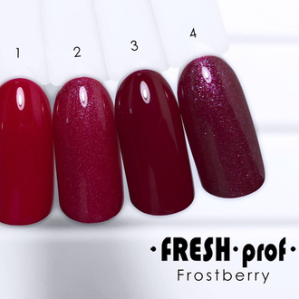 Гель-лак Fresh Prof Frostberry