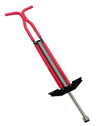 Pogo stick Maxi Red до 50 кг