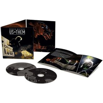 Roger Waters - Us + Them 2-CD