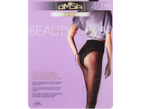 Beauty Slim 40-OMSA, 2 nero
