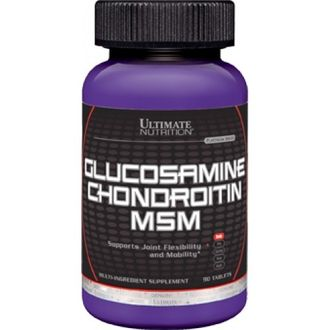 Glucosamine Chondroitin & MSM (Ultimate) 90 tab