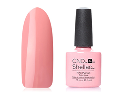 Гель-лак Shellac CND Pink Pursuit №91174