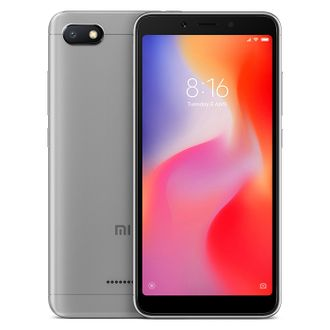 Xiaomi Redmi 6A 32 gb серебристый