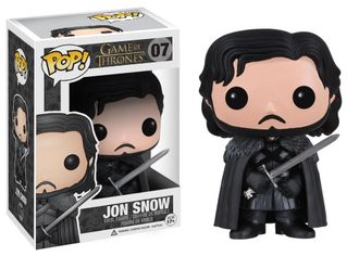 Фигурка Funko POP! Vinyl: Games of Thrones: Jon Snow