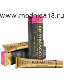Тональный крем Dermacol Filmstudio Barrandov Prague Waterproof SPF 30