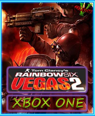 TOM CLANCYS RAINBOW SIX VEGAS 2(КОД)(XBOX ONE)(XBOX 360