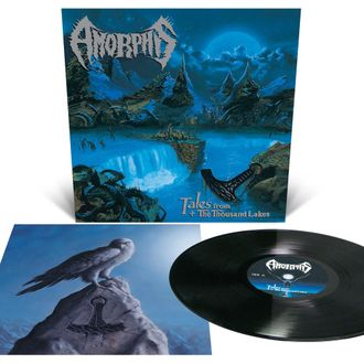 AMORPHIS Tales from a thousand lakes LP