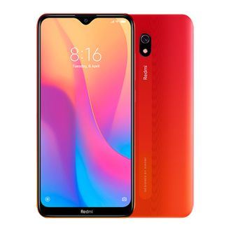 Смартфон Xiaomi Redmi 8A 2/32GB red Global version