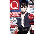 Q Magazine September 2018 Christine and the Queens Cover Иностранные музыкальные журналы, Intpress