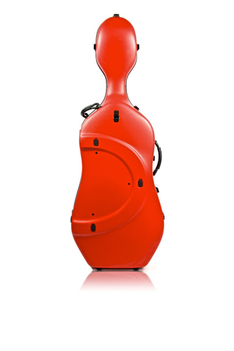 Футляр для виолончели Bam Classic Cello (without wheels) Red