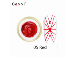 Canni 3D Spider Gel №5