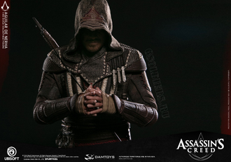 Ассасин Агилар де Нерха 1/6 Assassin's Creed 1/6 scale Aguilar Figure Specifications DMS006 Damtoys