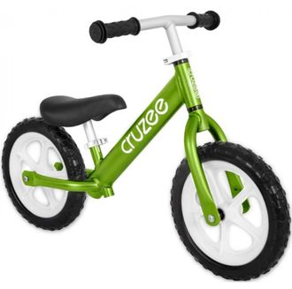 CRUZEE ULTRALITE BALANCE BIKE (GREEN)