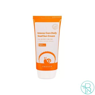 Солнцезащитный крем Enough  Intense Care Daily Snail Sun Cream