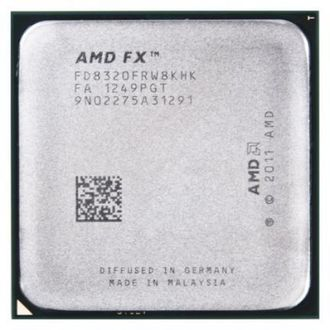 Процессор AMD FX-8320 Socket-AM3+