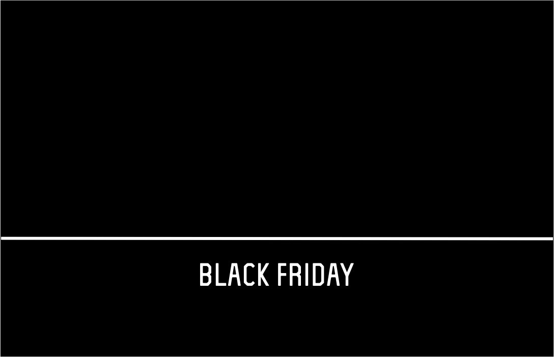 BLACK FRIDAY KAZA