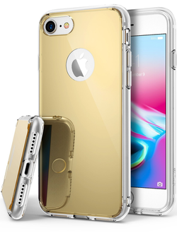 Чехол на Apple iPhone 7, Ringke серия Mirror, цвет золотистый (Royal Gold)