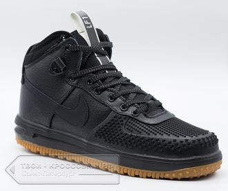 Nike Lunar Force 1 Duckboot мужские Black