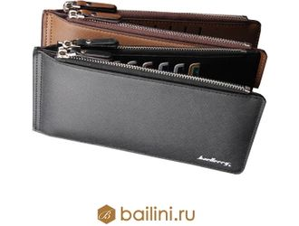 Мужской клатч Baellerry Cardholder Black