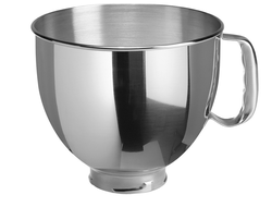 Дежа с ручкой, 4,83 л. для миксеров 5KSM90, 5KSM150PS, K45SS, KitchenAid