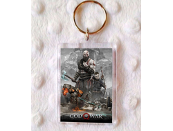 Брелок God of War №7