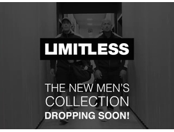 LIMITLESS Collection For MEN