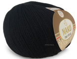 Nako Pure Wool 217 черный
