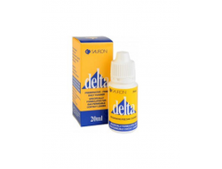 Sauflon Delta Daily Cleaner 20 ml