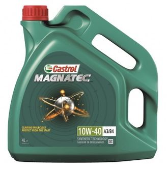 Масло моторное CASTROL MAGNATEC 10W-40 A3/B4 4л 156EED