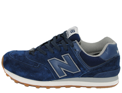 Унисекс New Balance 574 Blue/Grey