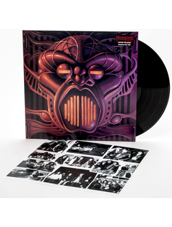 POSSESSED - Beyond the Gates LP Re-issue 2019