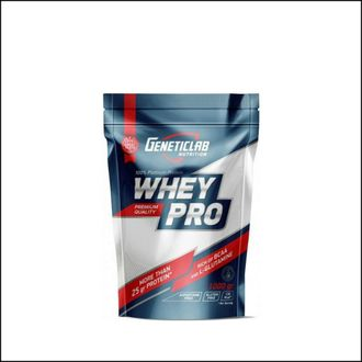 Протеин Genetic Lab Nutrition Whey Pro 1000 гр