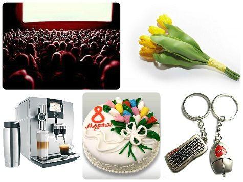 изображение идеи подарков сотрудницам к 8 марта