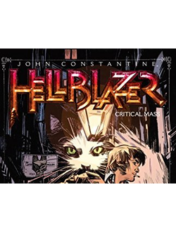Купить Hellblazer Vol. 9: Critical Mass в Москве